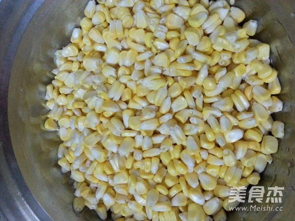 鲜玉米汁的做法图解