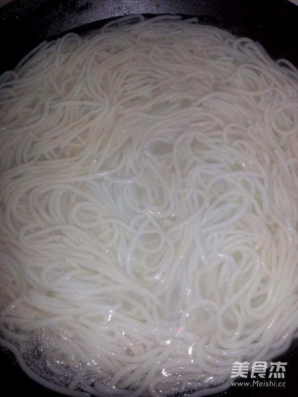 桂林米粉的家常做法