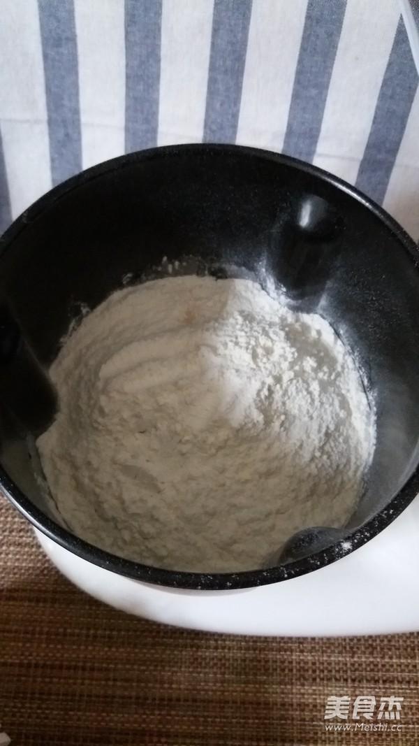 牛奶吐司的做法图解