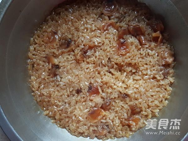 滋补糯米饭怎么吃