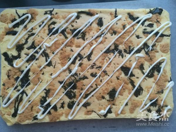 海苔肉松卷怎样做
