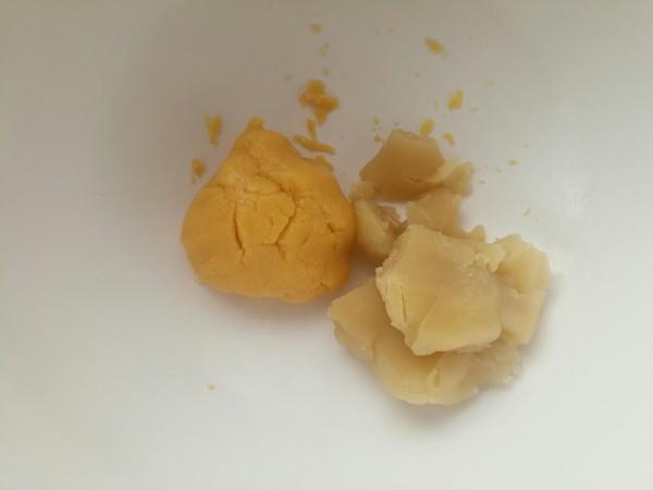 金沙奶黄流心月饼的简单做法