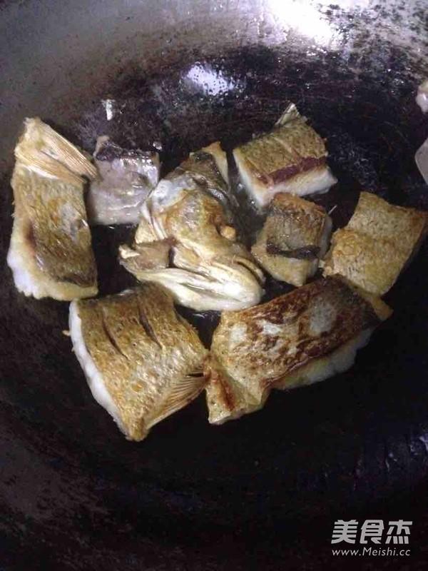 香煎鱼块的做法图解