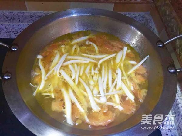 番茄龙利鱼菌菇汤的简单做法
