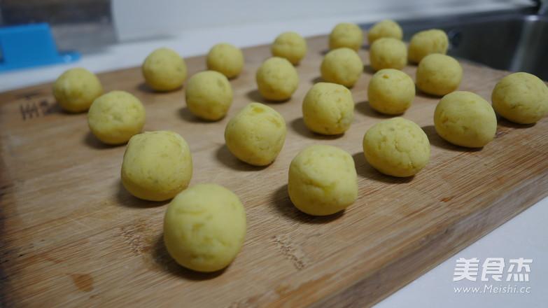 炸红薯丸子的简单做法