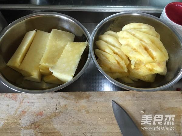纯凤梨馅的浓香凤梨酥怎么煮