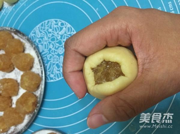 纯凤梨馅的浓香凤梨酥的做法大全
