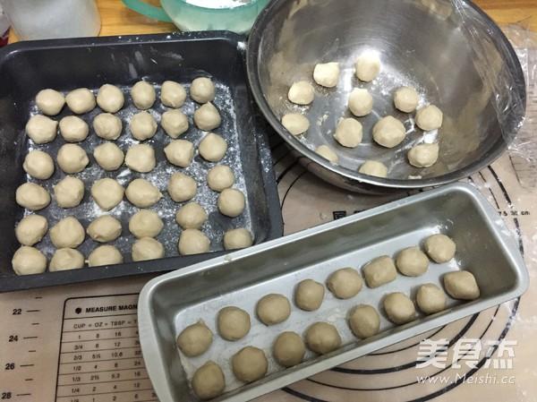 软糯豆沙/糯米老婆饼怎么煮