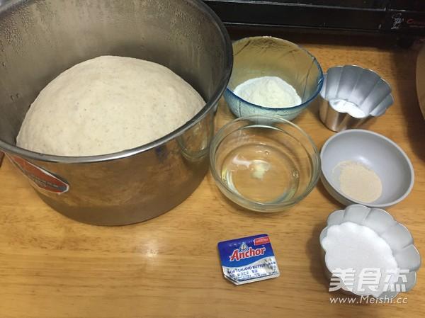全麦奶油黑芝麻吐司的简单做法