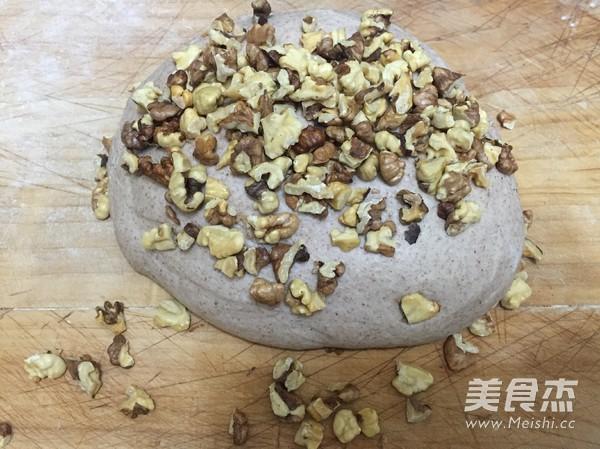黑麦核桃吐司 中种法怎么做