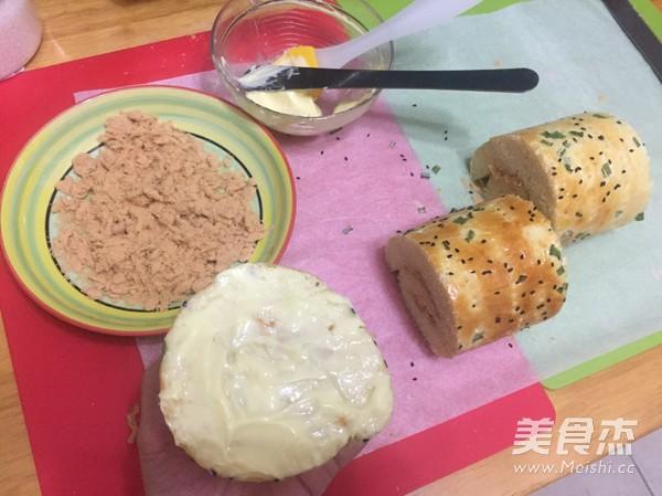 肉松面包卷 汤种法怎样炖
