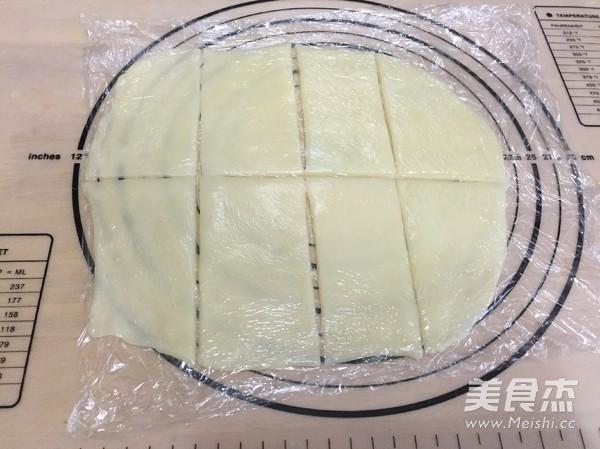 抹茶麻薯蜜豆包怎样做