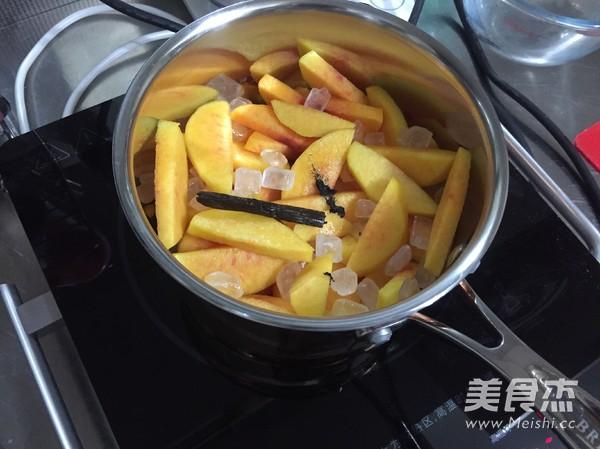 黄桃杏仁塔的家常做法
