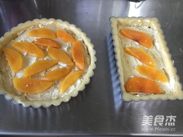 黄桃杏仁塔的做法大全