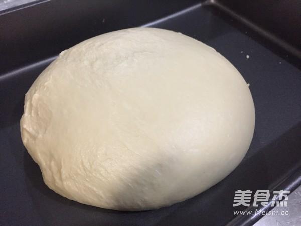 快手皇冠面包 一次发酵怎么吃