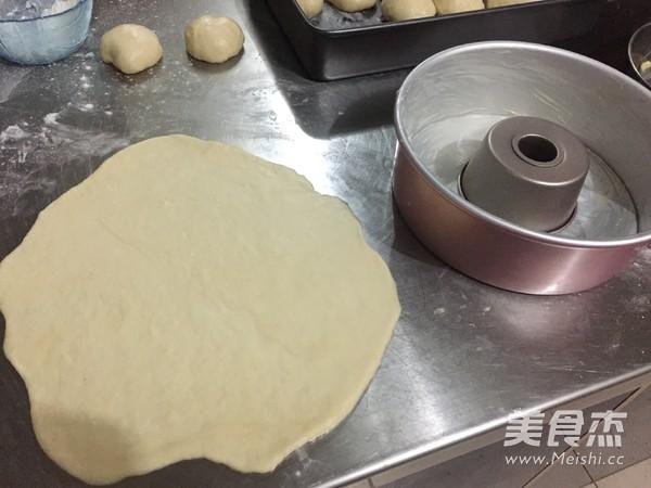 快手皇冠面包 一次发酵怎么煮