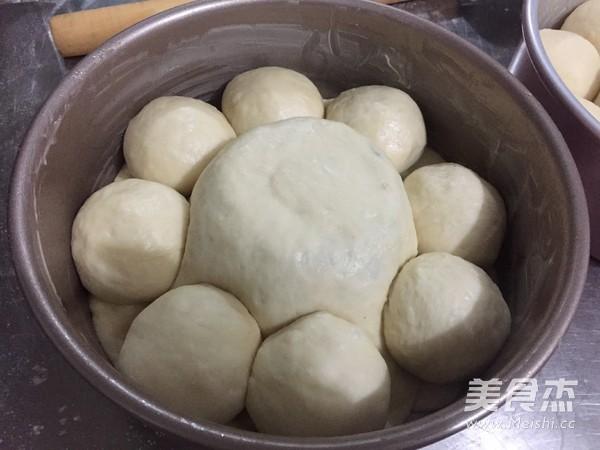 快手皇冠面包 一次发酵怎样做