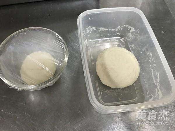 红茶奶酥 (山寨原麦山丘)的家常做法