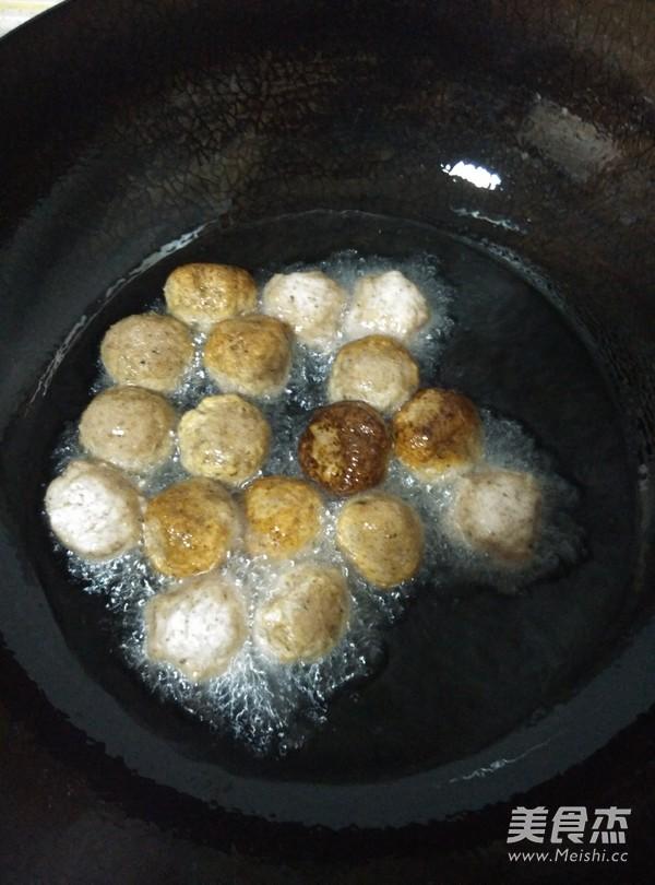 豆渣素丸子怎么吃
