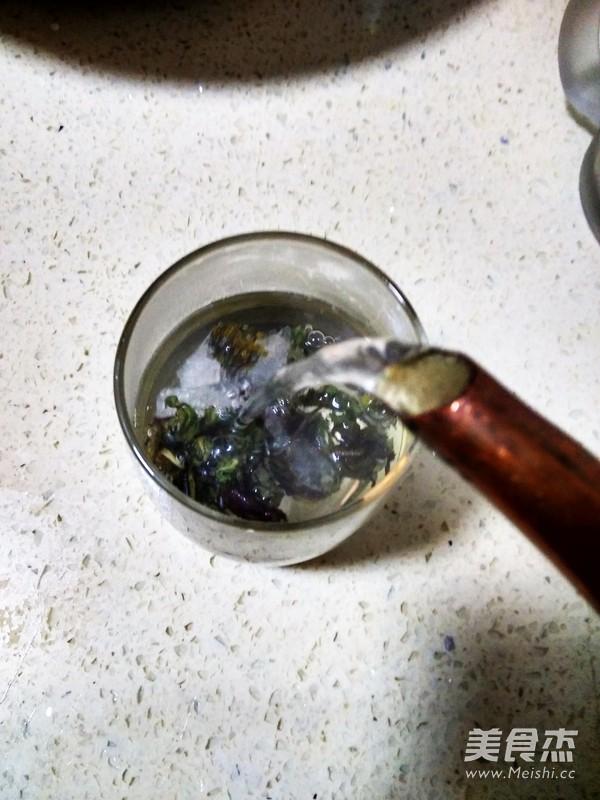 蒲公英茶水怎么吃