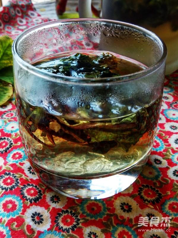 蒲公英茶水怎么做