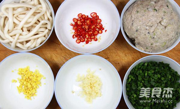 手工韭菜鲜鱼丸家常做法的做法大全