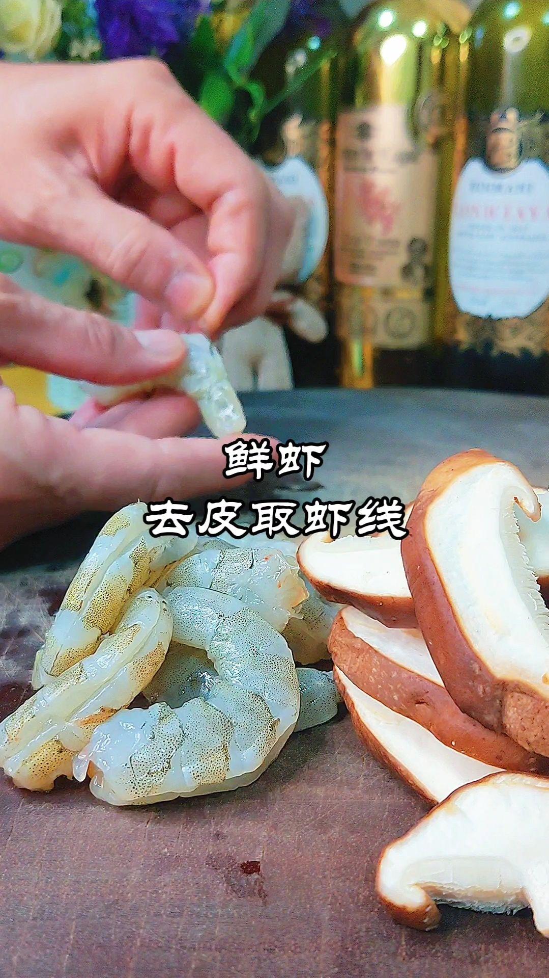 虾仁蛋滑西蓝花的做法大全