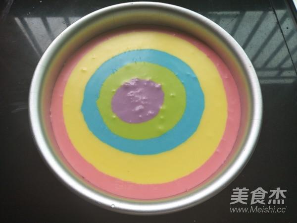 Fluff彩虹酸奶慕斯的制作