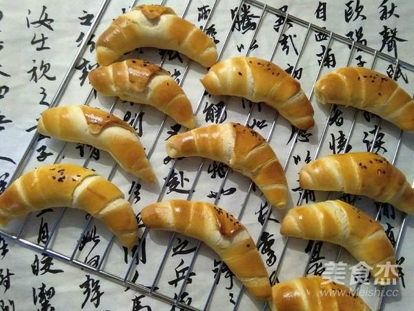 牛角面包的简单做法