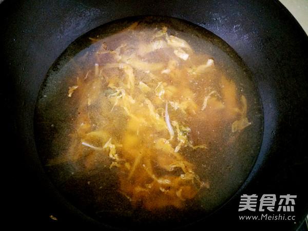 泡菜豆腐酱汤的家常做法
