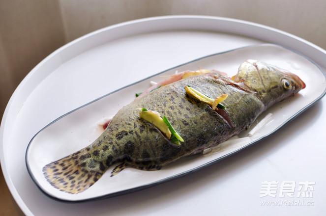 清蒸鳜鱼的做法图解