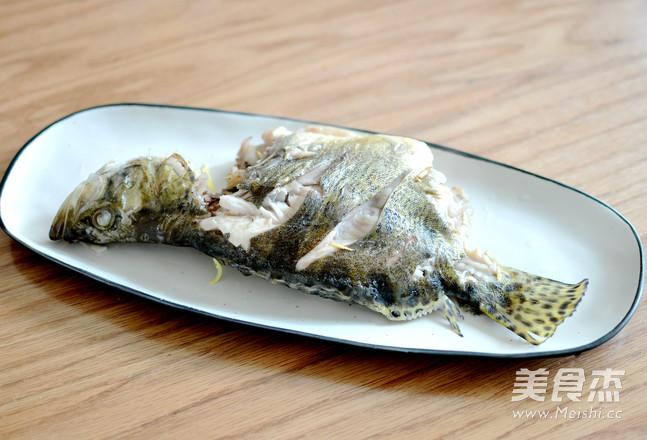 清蒸鳜鱼怎么吃
