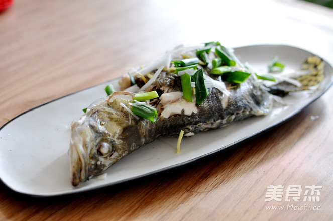 清蒸鳜鱼怎么做