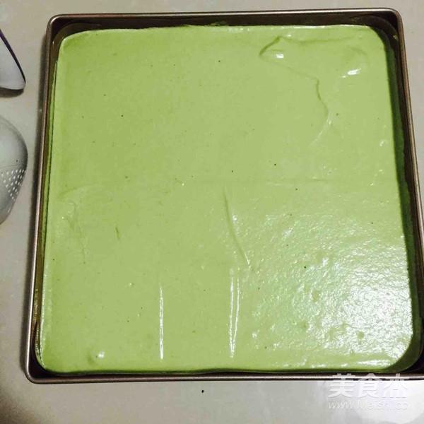 抹茶水果蛋糕怎么炒