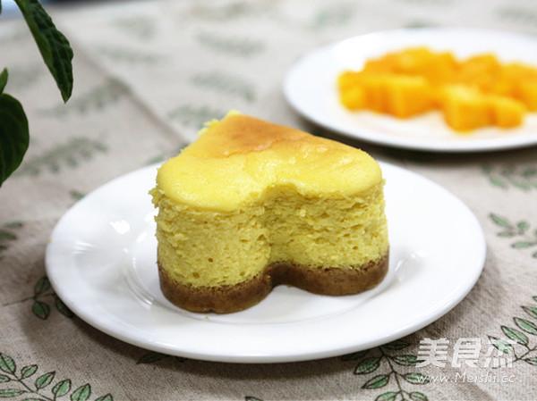 芒果芝士蛋糕怎样煸