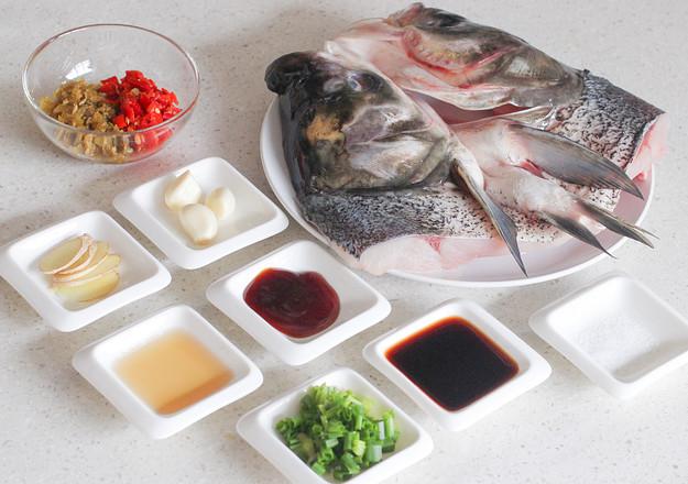 家常菜-双椒鱼头的做法大全