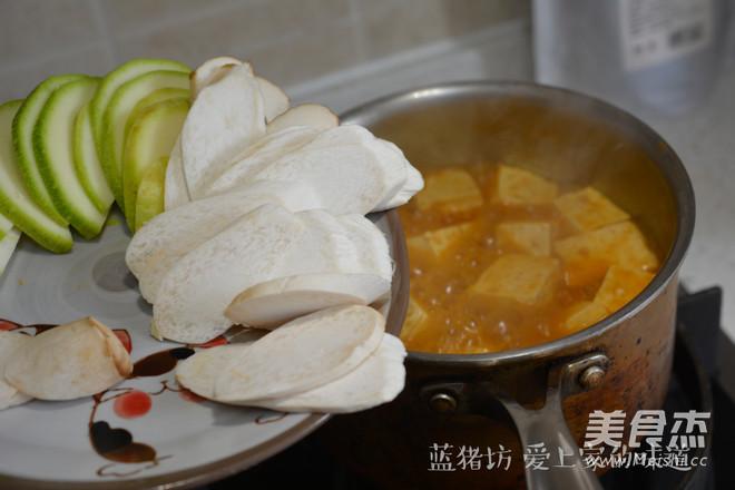 制作大酱汤 秘诀在这里的简单做法