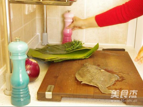 充满异国风情的迷迭香烤鱼的做法大全