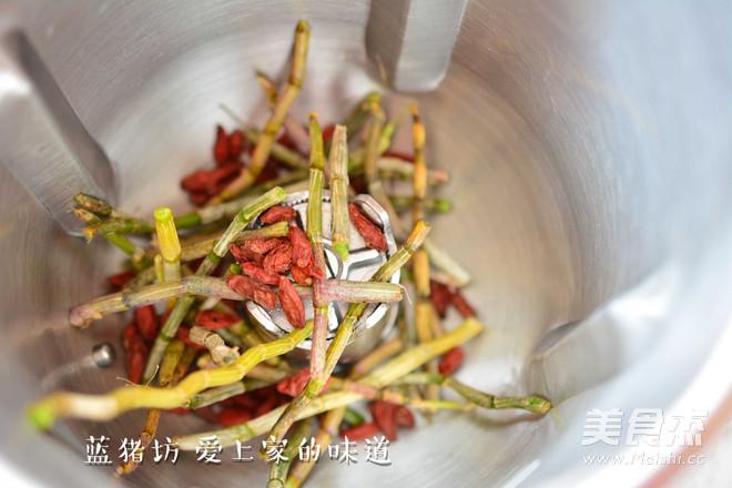 石斛养生汤的做法图解