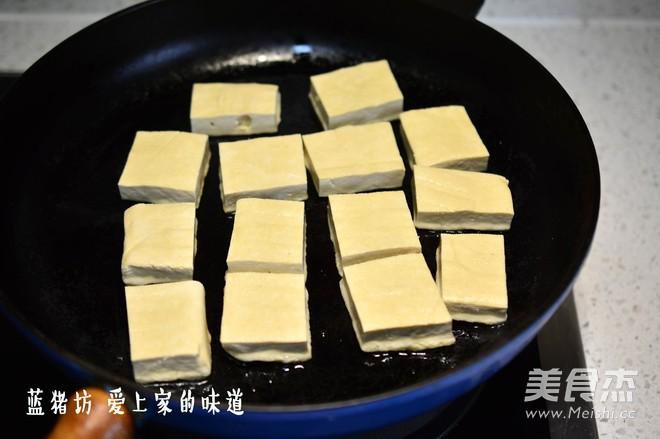 炸臭豆腐的做法图解