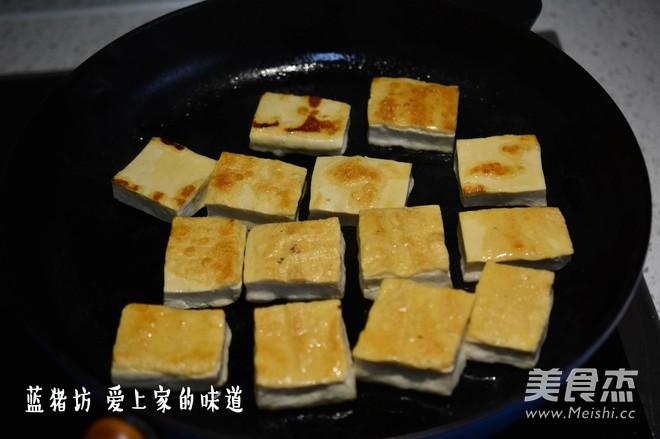 炸臭豆腐的家常做法