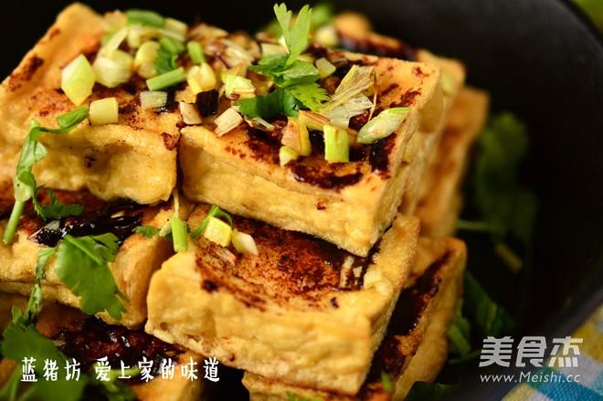 炸臭豆腐的简单做法