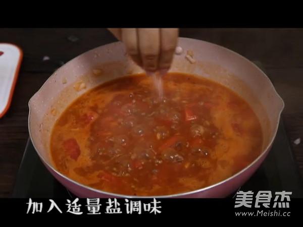 意式肉酱面的家常做法