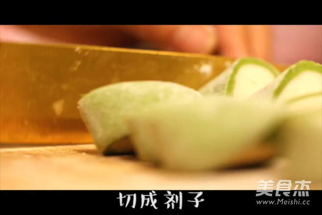 双色蔬菜水饺的家常做法