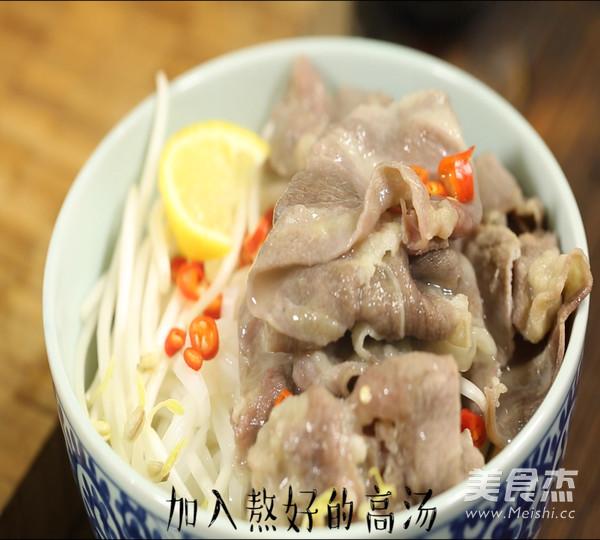 越南米粉怎么吃