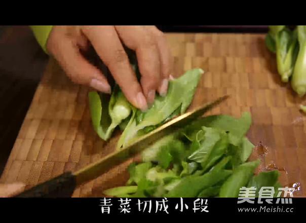 蔬菜炒面的做法大全