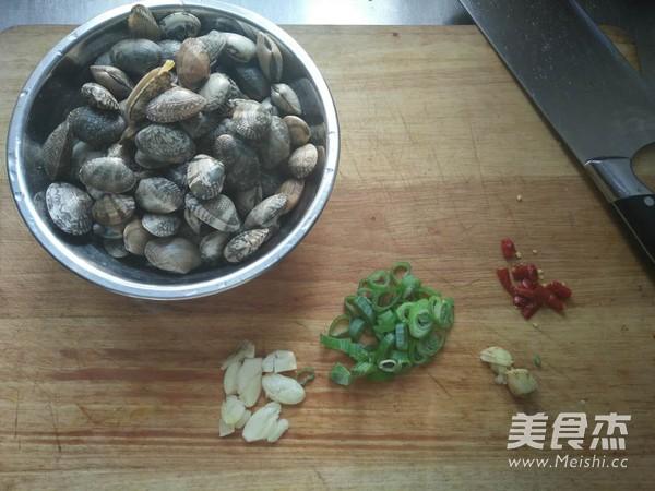 辣炒蛤蜊的做法大全