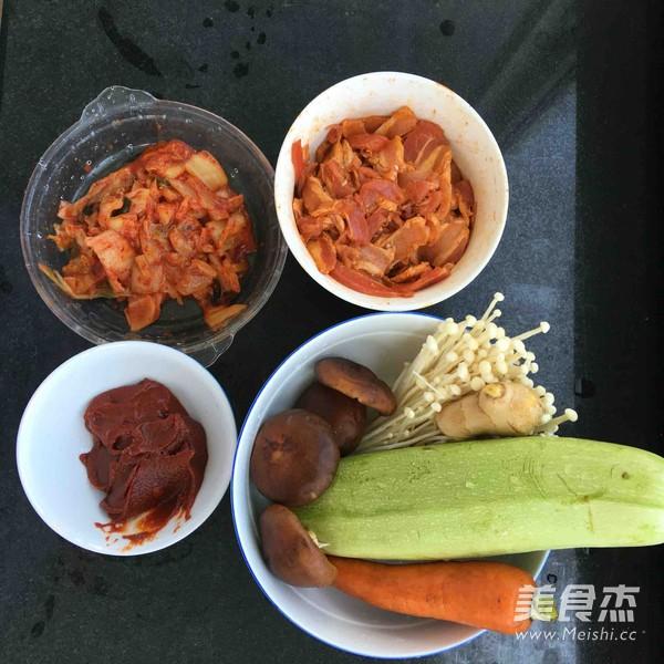 韩式拌饭的做法大全