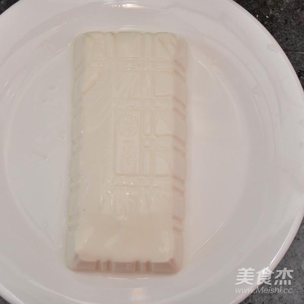 蒸内酯豆腐的家常做法