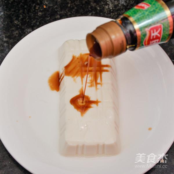 蒸内酯豆腐的简单做法
